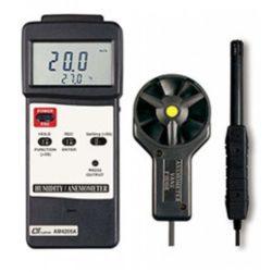 Máy đo tốc độ gió, nhiệt độ, độ ẩm Lutron AM-4205A
