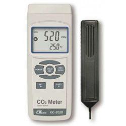Máy đo nhiệt độ và nồng độ CO2 Lutron GCH-2028