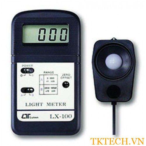 Máy đo cường độ ánh sáng Lutron LX-100