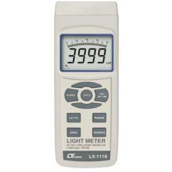 Máy đo cường độ ánh sáng Lutron LX-1118