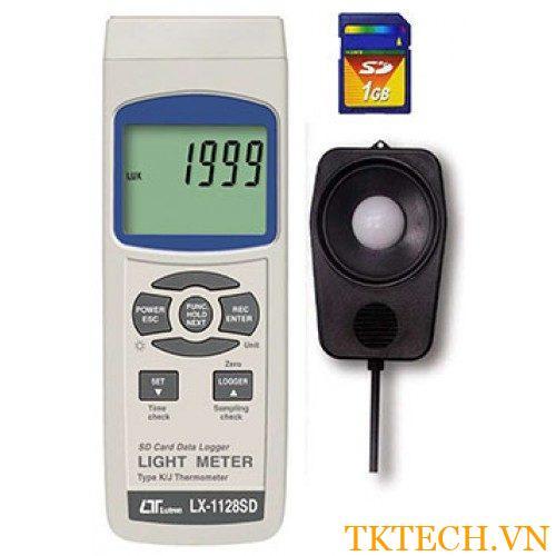 Máy đo cường độ ánh sáng Lutron LX-1128SD