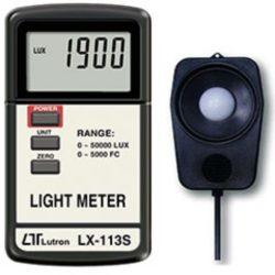 Máy đo cường độ ánh sáng Lutron LX-113s