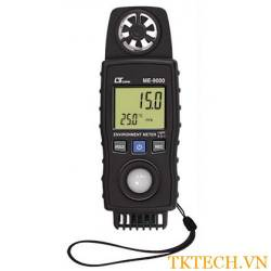 Máy đo tốc độ gió, ánh sáng Lutron-EM-9000