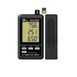 Máy đo nhiệt độ độ ẩm, CO2 Lutron MHB-383SD