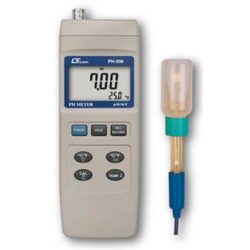 Máy đo ph, mV, ATC Lutron PH-208