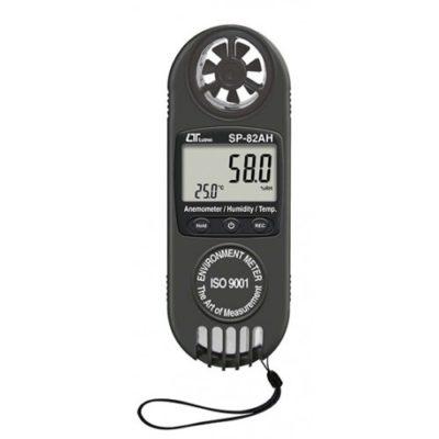 Máy đo tốc độ gió, lưu lượng gió, độ ẩm, nhiệt độ Lutron SP-82AH