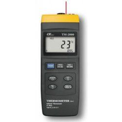 Máy đo nhiệt độ bằng hồng ngoại Lutron TM-2000