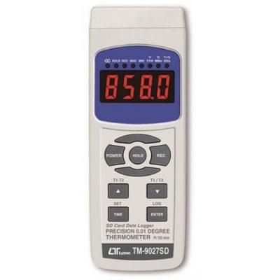 Máy đo nhiệt độ Lutron TM-9027SD