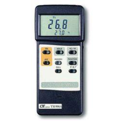 Máy đo nhiệt độ Lutron TM-906A