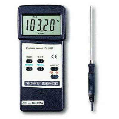 Máy đo nhiệt độ Lutron TM-907A
