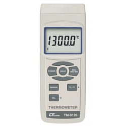 Máy đo nhiệt độ Lutron TM-9126