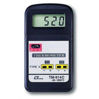 Máy đo nhiệt độ Lutron TM-914