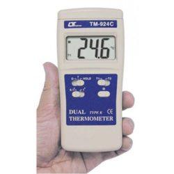 Máy đo nhiệt độ Lutron TM-924C