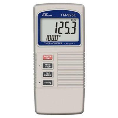 Máy đo nhiệt độ Lutron TM-925E