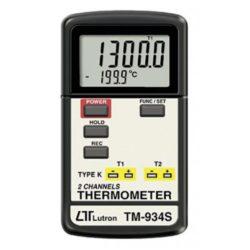 Máy đo nhiệt độ Lutron TM-934S