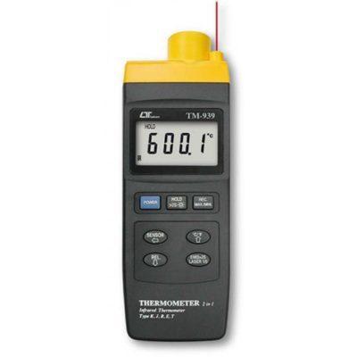 Máy đo nhiệt độ bằng hồng ngoại Lutron TM-939