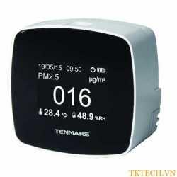 Máy đo nhiệt độ độ ẩm, bụi Tenmars TM-280