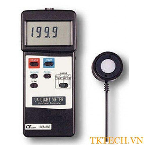 Máy đo cường độ ánh sáng Lutron UVA-365