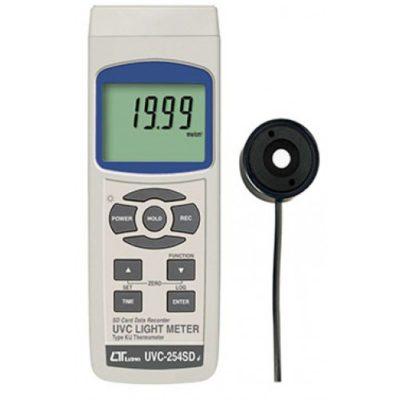 Máy đo cường độ ánh sáng Lutron UVC-254SD