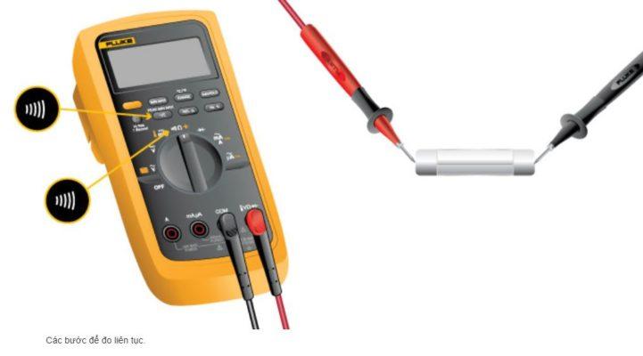 cách đo dung lượng pin bằng đồng hồ vạn năng