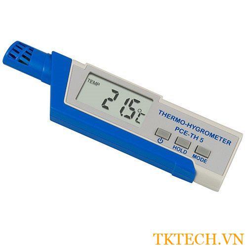 Máy đo độ ẩm không khí PCE-TH 5