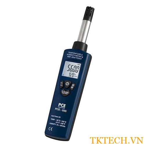 Máy đo độ ẩm không khí PCE-555