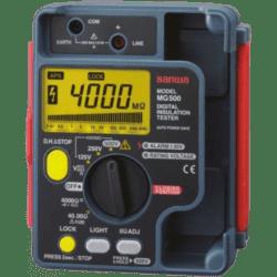 Máy đo điện trở Sanwa MG500