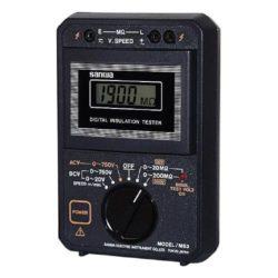 Máy đo điện trở Sanwa M53