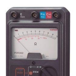 Máy đo điện trở đất Sanwa PDR302