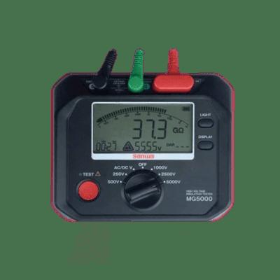 Máy đo điện trởSanwa MG5000