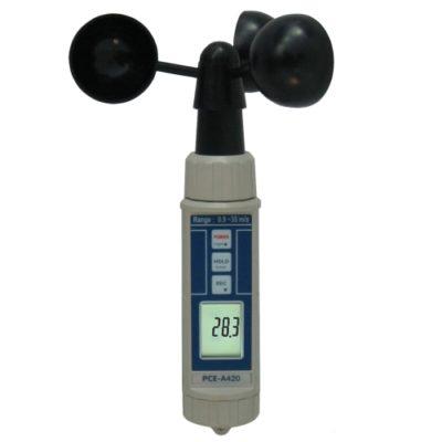 Máy đo lưu lượng không khí PCE-A420