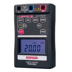 Máy đo điện trở đất Sanwa PDR4000