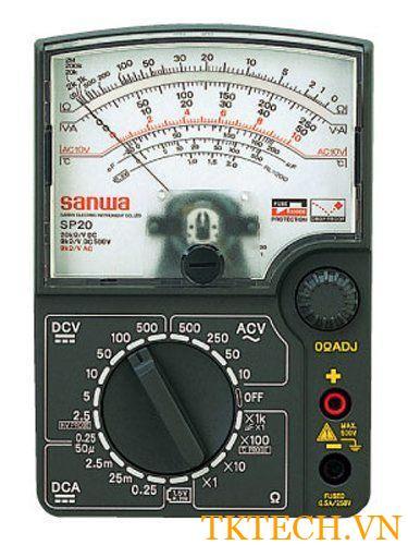 Đồng hồ vạn năng Sanwa SP20