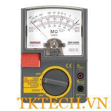 Máy đo điện trởSanwa DM1009S