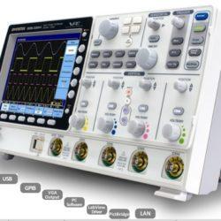 Máy hiện sóng kỹ thuật số Gw Instek GDS-3000