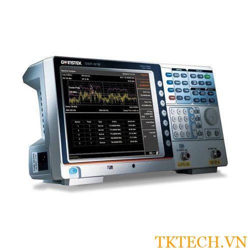 Máy phân tích quang phổ Gw Instek GSP-818