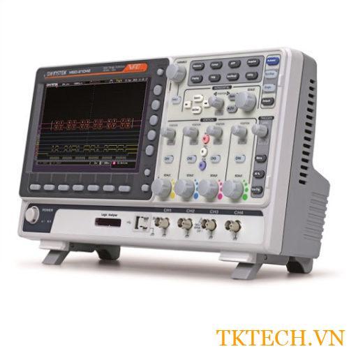 Máy hiện sóng kỹ thuật số Gw Instek MSO-2000E