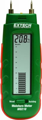 Máy đo độ ẩm gỗ Extech MO210