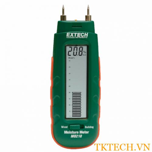 Máy đo độ ẩm gỗ Extech MO210 2 trong 1