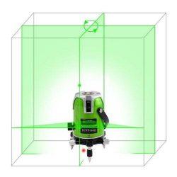 Máy quét laser TCVN GOLD-G411: 6 tia xanh