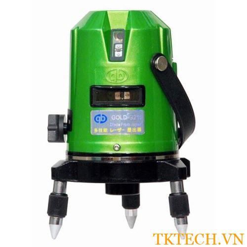 Máy quét laser TCVN GOLD-G211: 4 tia xanh