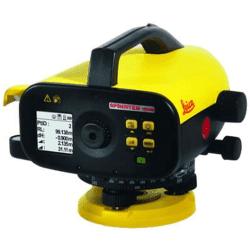 Máy thủy bình điện tử Leica Sprinter 150M ( Phạm vi đo từ 2-100m)