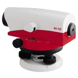 Máy thủy bình Leica NA720: Độ phóng đại 24 lần