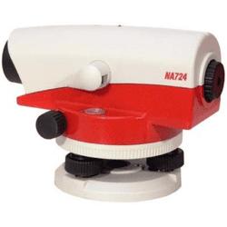 Máy thủy bình Leica NA724: Độ phóng đại 28 lần