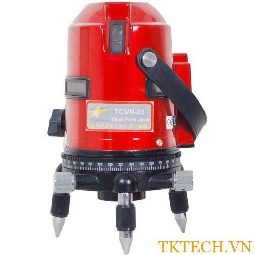 Máy quét laser TCVN-03