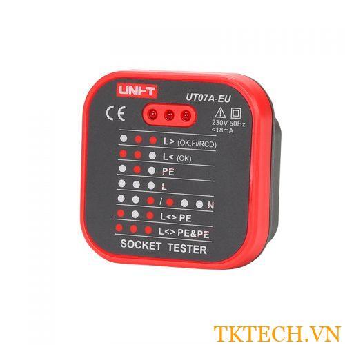 Thiết bị kiểm tra ổ cắm UT07B-IND