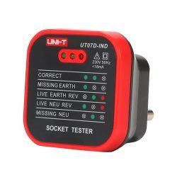 Bộ kiểm tra ổ cắm Uni-T UT07D-IND Socket Tester