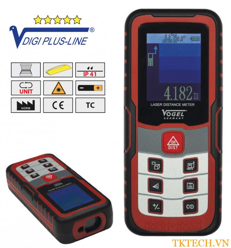 Máy đo khoảng cách Laser VOGEL 140130