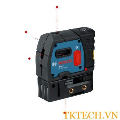 Máy định vị Laser Bosch GPL 5