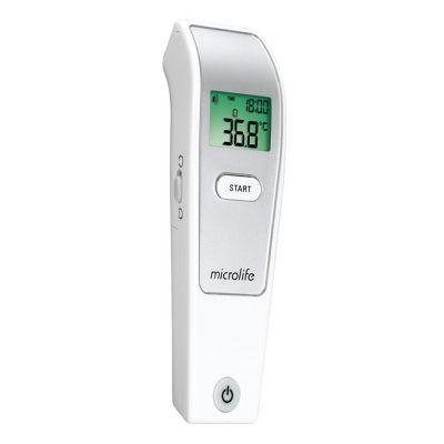 Đánh giá nhiệt kế hồng ngoại đo trán Microlife FR1MF1